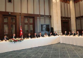 Beştepe'de büyükşehir başkanları toplantısı: Whatsapp grubu kuruluyor