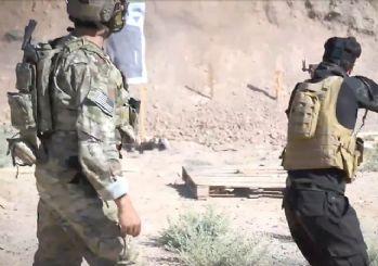 ABD YPG'ye verdiği eğitimin videosunu yayınladı