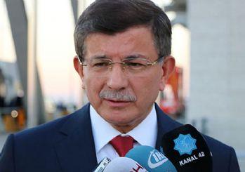 Ahmet Davutoğlu AK Parti'den istifa etti!