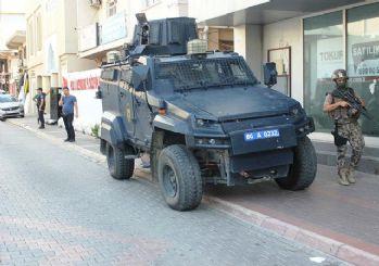 HDP Osmaniye İl Eşbaşkanı Mutlu gözaltına alındı