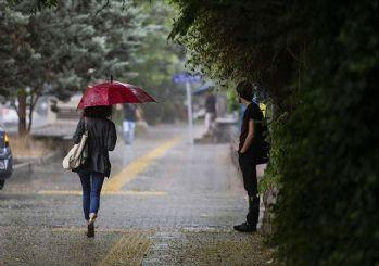 Meteorolojiden 4 il için sağanak uyarısı
