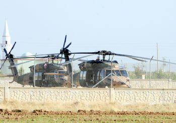 Fırat'ın doğusunda ABD ile 6. ortak hava devriyesi