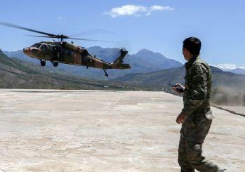 Irak'ın kuzeyinde 2 asker şehit!