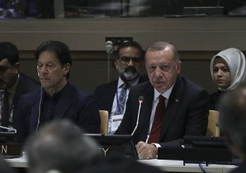 Erdoğan: Nefret söylemini lanetliyorum!