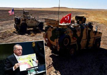Dışişleri Bakanı Çavuşoğlu'dan 'güvenli bölge' uyarısı