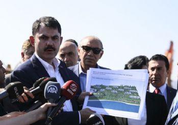 Bakan Kurum'dan Bodrum açıklaması: Kaçak yapılar yıkılacak!