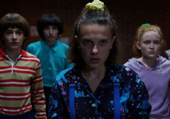 Stranger Things'in 4.sezonundan ilk video!
