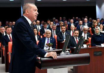 Erdoğan'dan yüzde 50+1 mesajı: Muhalefetin işidir!