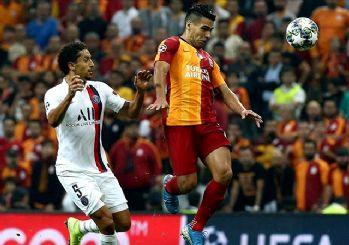 Galatasaray PSG'ye direnemedi! 1-0