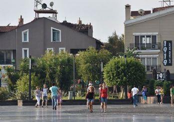 Akdeniz'de deprem! 5,0 büyüklüğünde