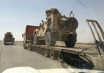 ABD'den YPG güçlerine 300 TIR'lık destek!