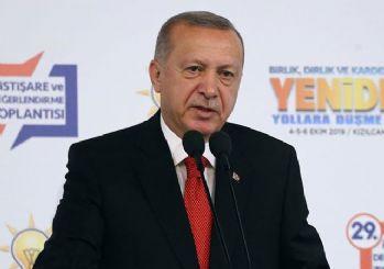 Cumhurbaşkanı Erdoğan'dan ortak devriye açıklaması: Tüm bunlar hikaye!