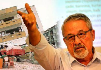 Naci Görür'den kritik deprem uyarısı