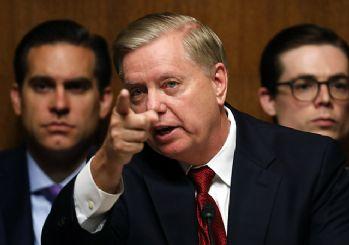 ABD'li Senatör Graham'dan Türkiye'ye tehdit