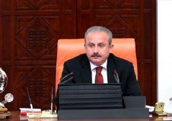 TBMM Başkanı Mustafa Şentop: Türkiye'yi kimse tehdit edemez