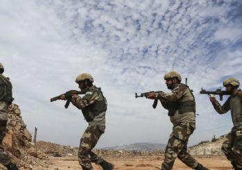 Suriye Milli Ordusu askerleri Şanlıurfa'da!