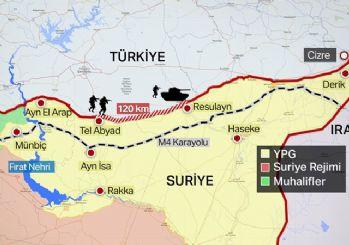 Barış Pınarı Harekatı başladı! Erdoğan duyurdu