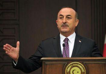 Çavuşoğlu: Bir nota ile Suriye rejiminin başkonsolosluğuna bilgi verdik