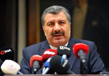 Sağlık Bakanı Koca: Sağlık kadromuz askerlerimizin yanı başında görev yapacak