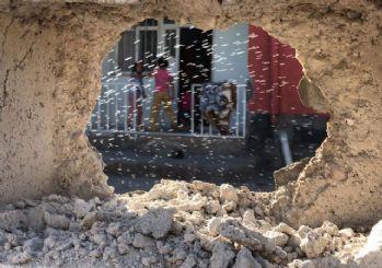 YPG/PKK ateşi Ceylanpınar'da iki çocuğu yaraladı