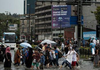 Meteoroloji'den İstanbul'a sağanak uyarısı!