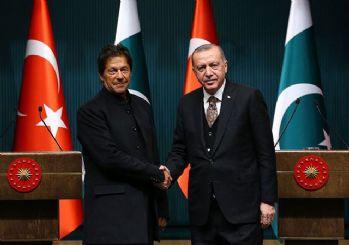 Pakistan Başbakanı'ndan Barış Pınarı Harekatına destek!