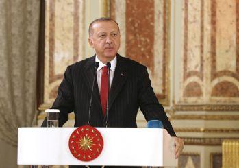Erdoğan: Tüm dostlarımızdan operasyona destek bekliyoruz