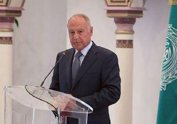 Arap Birliği Genel Sekreteri: Türkiye'nin Suriye operasyonu İşgal ve egemenlik ihlalidir