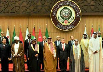 Türkiye'den Arap Birliği'nin skandal bildirisine sert tepki