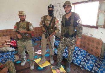 YPG, Tel Abyad'dan kaçtı!