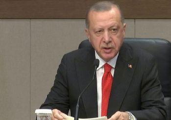 Cumhurbaşkanı Erdoğan: Terör örgütü ile mücadele olur, savaş devletle olur!