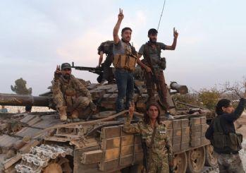 Suriye Milli Ordusu, Menbiç'e operasyon başlattığını duyurdu