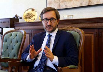 İletişim Başkanı Altun: Suriye Kürtlerinin PKK'yla eşdeğer görülmesine karşıyız