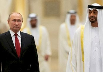 Suudi Arabistan Bandosu'ndan sonra BAE Bandosu da Rus Marşını çalamadı!