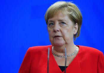 Merkel, Türkiye'ye silah satmayacaklarını açıkladı