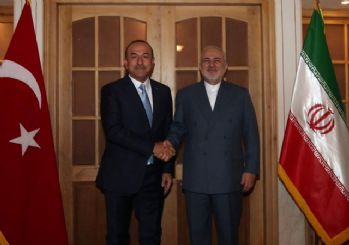 İran: Zarif ile Çavuşoğlu Suriye'yi görüştü