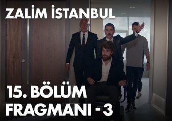 Zalim İstanbul 15. Bölüm 3. Fragmanı! Nedim şirketin başına geçiyor!