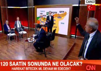 Canlı yayınında ırkçılık kavgası: Orhan Miroğlu stüdyoyu terk etti