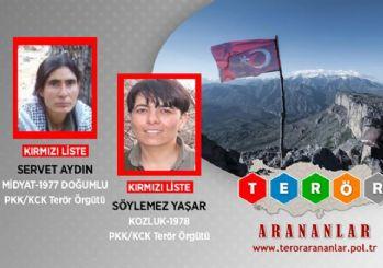 MİT ile TSK'dan ortak operasyon: Kırmızı kategoride aranan 2 PKK'lı Gara'da etkisiz hale getirildi