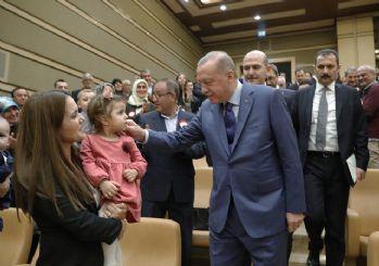 Erdoğan, AB'ye mülteci uyarısını tekrarladı
