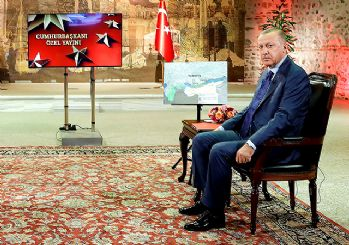 Erdoğan: Mazlum denen teröristi ABD'den isteyeceğiz!