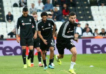 Beşiktaş'ta futbolcuların maaşları ödendi