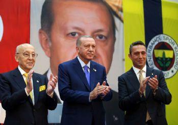 Erdoğan: Artık kendi silahlarımızı üretiyoruz