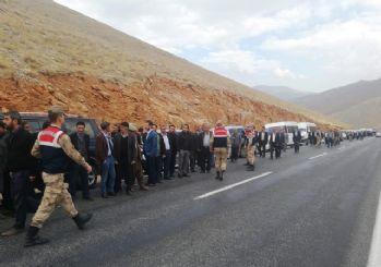 Adıyamanlılar ile Malatyalılar arasında sınır kavgası: 5 yaralı