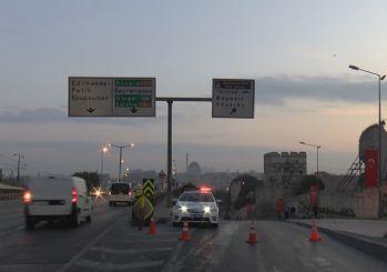 İstanbul'da 29 Ekim: Vatan Caddesi trafiğe kapatıldı