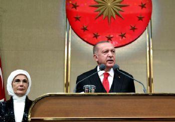 Erdoğan: Suriye'de herkesin derdi petrol!