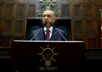Erdoğan: Türkiye yeni bir İstiklal Harbi veriyor!