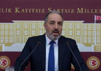 Yeneroğlu AK Parti'den istifa etti