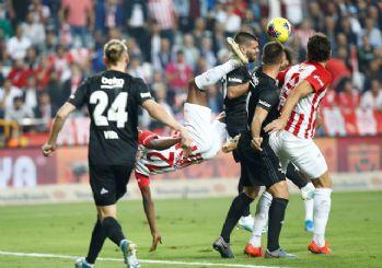İlk yarıdaki oyun Beşiktaş'a galibiyeti getirdi
