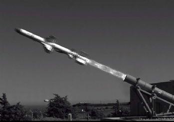 ATMACA füzesinin fırlatıldığı o an